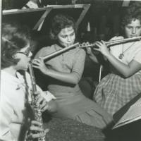 Fairfield High School Band Practice
