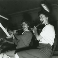 Fairfield High School Band Flute Players