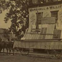 C. G. Slocumb Wagon in Abingdon