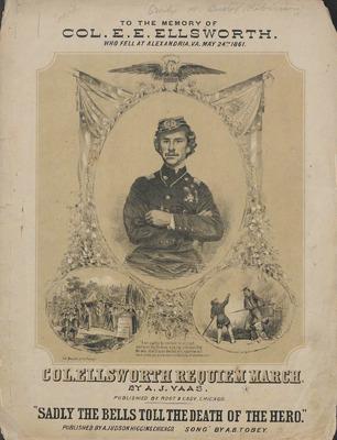 Col Ellsworth Requiem March