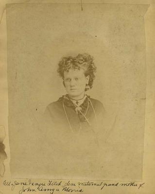 Ella Jane Veazie Fitch