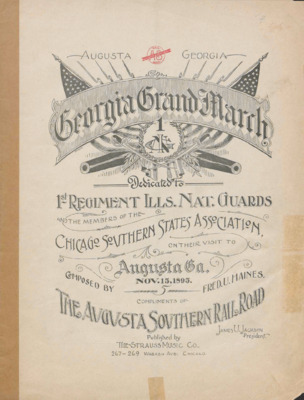 Georgia Grand March