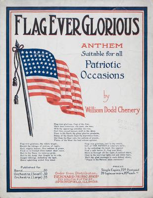 Flag Ever Glorious