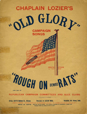 Old Glory Rough on Democrats Campaign Songs
