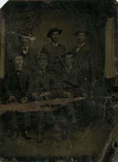 Six Unidentified Men