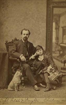 Amza Lewis Fitch and Ella Maude Fitch Morris