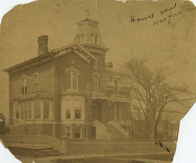 Joseph Cannon Home
