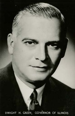 Governor Dwight H. Green