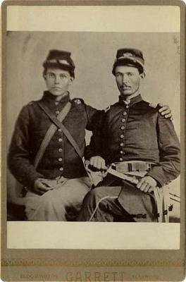 Joseph W. Fifer and George Fifer