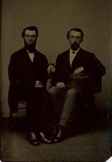 William R. Hill and Isaac Wills