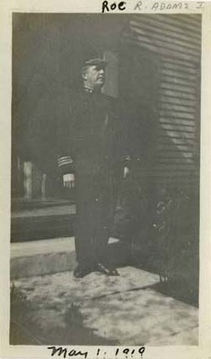 Roe R. Adams