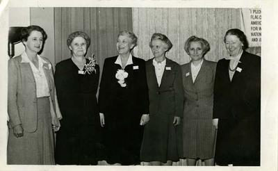 Illinois League of Women Voters Officials