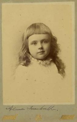 Alma Trumbull