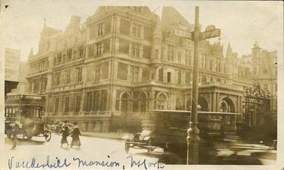 Vanderbilt Mansion, New York