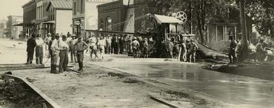 Road Construction in Astoria