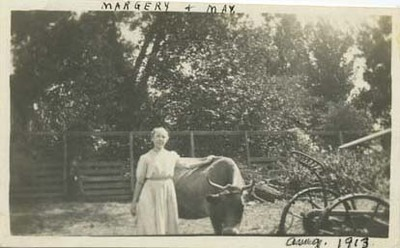 Margery Adams and May