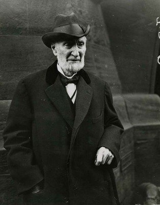 Joseph Cannon Standing