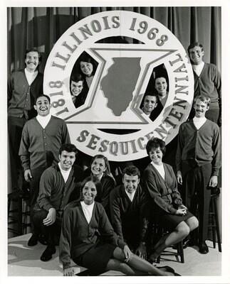 Illinois Readers Theatre Performers