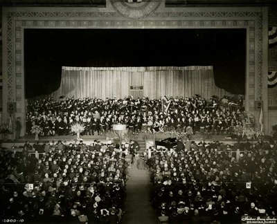 1941 Gubernatorial Inauguration