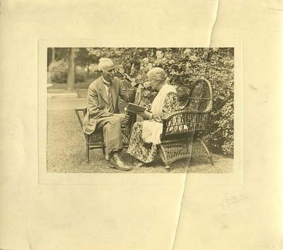 Joseph Fifer and Gertrude Fifer