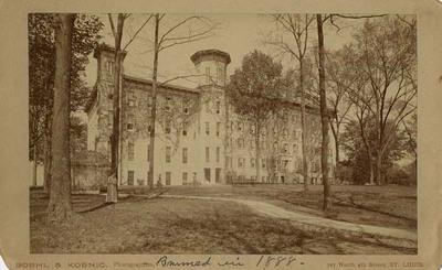Monticello Ladies Academy Building