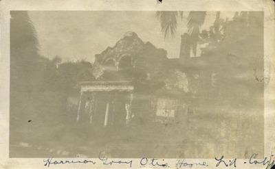 Harrison Gray Otis Home, Los Angeles, California