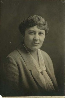 Senator Florence Fifer Bohrer