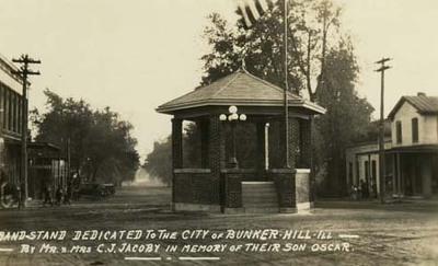 Bandstand Memorial