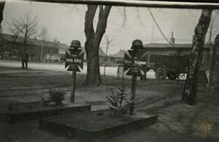 German Military Graves