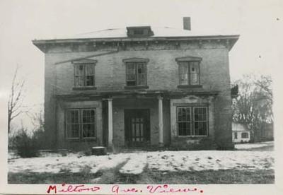 Lewis W. Ross Mansion