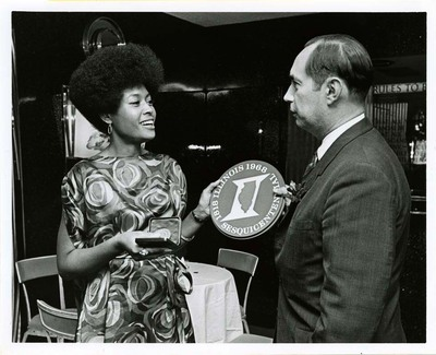 Abbey Lincoln Receives Sesquicentennial Coin