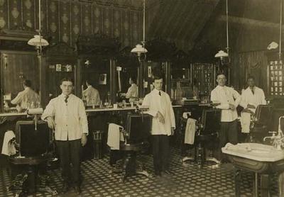 Frank Pearson's Shop at Harvey
