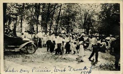 Labor Day Picnic, West Frankfort