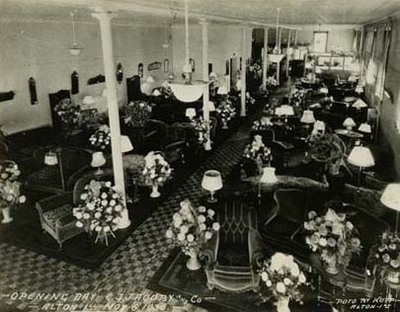 C. J. Jacoby & Company Store Opening Day