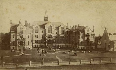 St. Mary's School in Knoxville